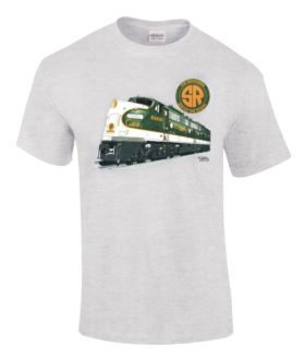 Southern E8 Authentic Railroad T-Shirt Tee Shirt
