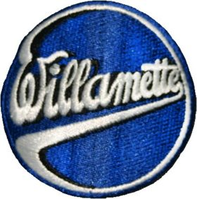 Williamette Logging Locomotives Embroidered Hat [hat109]
