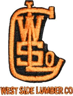 West Side Lumber Company Railway Embroidered Hat [hat111]