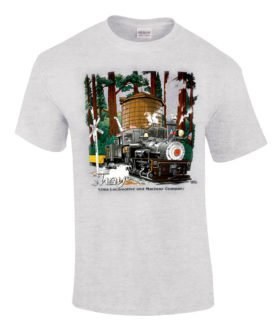 Shay Authentic Railroad T-Shirt