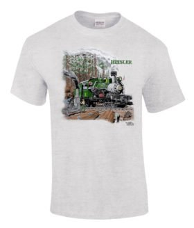 Heisler Authentic Railroad T-Shirt