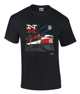 The Jet Authentic Railroad T-Shirt