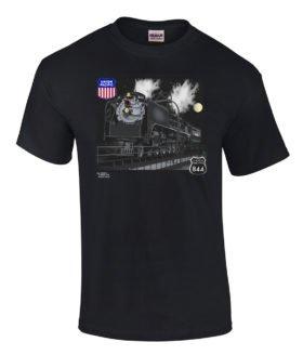 Union Pacific 844 Authentic Railroad T-Shirt [844]