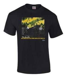 Rio Grande at Moffat Tunnel Authentic Railroad T-Shirt Tee Shirt