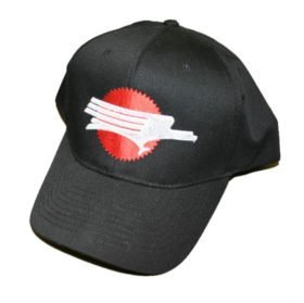 Missouri Pacific Screaming Eagle Embroidered Hat [hat05]