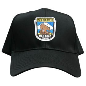 McCloud Railway Company Embroidered Hat [hat100]