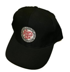 Atlantic Coast Line Embroidered Hat [hat14]