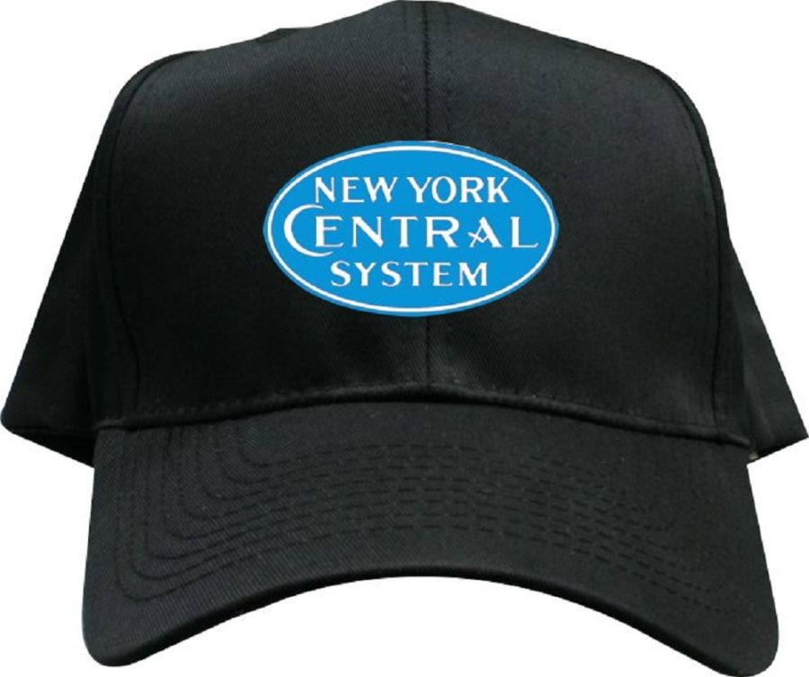New York Central Blue Logo Embroidered Hat [hat29b]