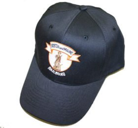 Boston and Maine Minuteman Logo Embroidered Hat [hat65]