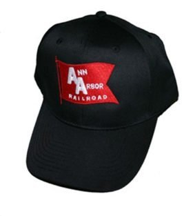 Ann Arbor Railroad Embroidered Hat [hat77]