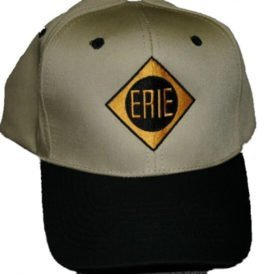 Erie Railroad Embroidered Hat [hat78]