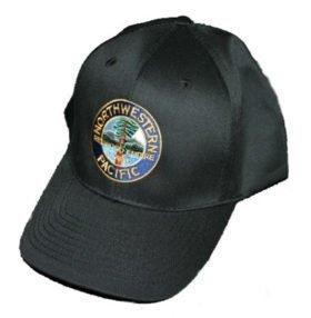 Northwesten Pacific Railroad Embroidered Hat [hat80]