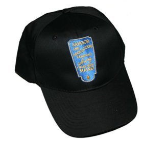 Bangor and Aroostook Railroad Embroidered Hat [hat84b]