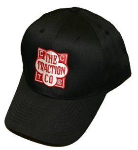 Central California Traction Company Embroidered Hat [hatCCT]