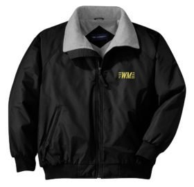 Western Maryland Speed Lettering Embroidered Jackets
