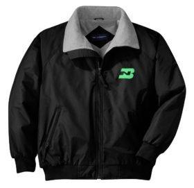 Burlington Northern Embroidered Jacket [46]