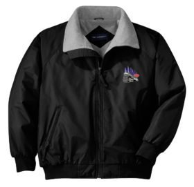 NYC Empire State Express Embroidered Jacket [66]