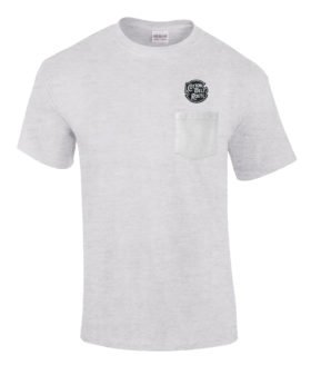 St. Louis Southwestern Railway Embroidered Pocket Tee [p110]