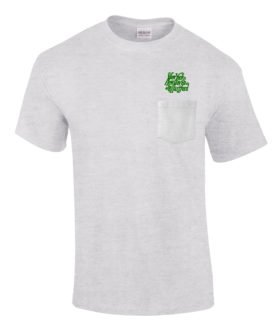 New York, New Haven and Hartford Railroad Embroidered Pocket Tee [p57]