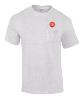 Missouri Pacific Buzz Saw Embroidered Pocket Tee [p60]