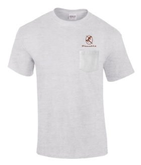 Milwaukee Hiawatha Embroidered Pocket Tee [p72]