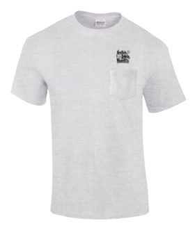 New York Ontario and Western Railway Embroidered Pocket Tee [p87]