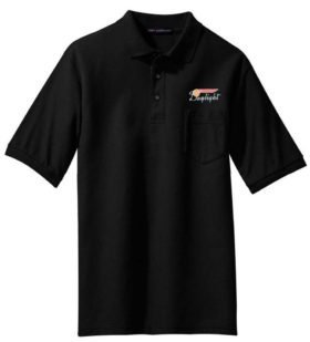 Southern Pacific Daylight Embroidered Polo Shirt [01]