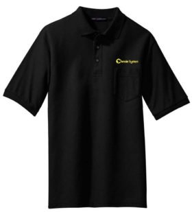 D&H Railway Embroidered Polo  [34]
