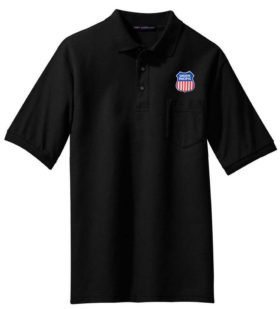 BN Railroad Embroidered Polo  [46]