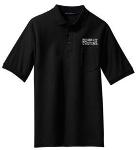 SP Golden Sunset Embroidered Polo  [50]