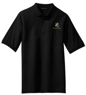 Bessemer and Lake Erie Embroidered Polo  [71]