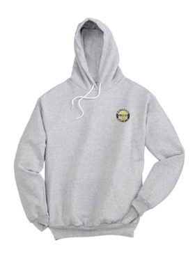 Southern Pacific Sunset Logo Pullover Hoodie Sweatshirt [02]