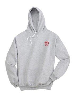 Long Island Railroad Keystone Logo Pullover Hoodie Sweatshirt [10]