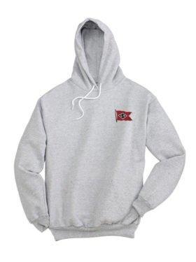 Lehigh Valley Railroad Black Diamond Logo Pullover Hoodie Sweatshirt [104]