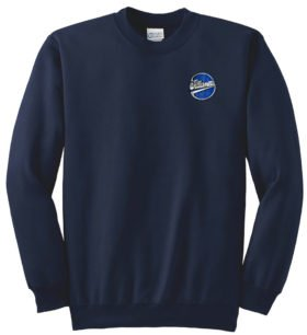 Williamette Logging Locomotives Crew Neck Sweatshirt [109]