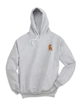West Side Lumber Company Railway Pullover Hoodie Sweatshirt [111]