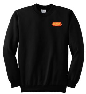 Chicago North Shore and Milwaukee Railroad Crew Neck Sweatshirt [114]