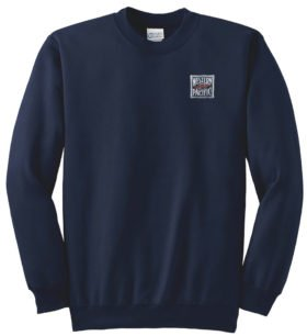 Western Pacific Feather River Crew Neck Sweatshirt [24]