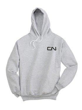 Canadian National Noodle Logo Pullover Hoodie Sweatshirt [45]