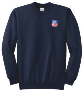 Union Pacific Railroad Crew Neck Sweatshirt [47]