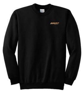 BNSF Swoosh Crew Neck Sweatshirt [48]