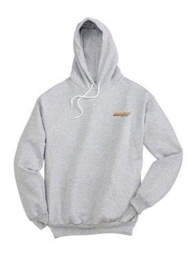 BNSF Swoosh Pullover Hoodie Sweatshirt [48]