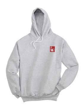 Jersey Central Railroad Pullover Hoodie Sweatshirt [49]
