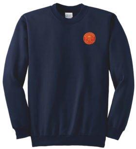 Southern Pacific Golden Sunset Crew Neck Sweatshirt [50]