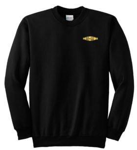 BNSF Cigar Band Logo Crew Neck Sweatshirt [61]