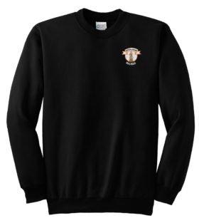Boston and Maine Minuteman Logo Crew Neck Sweatshirt [65]