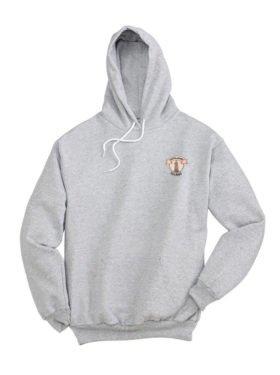 Boston and Maine Minuteman Logo Pullover Hoodie Sweatshirt [65]