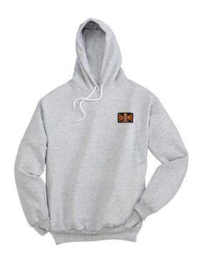 Bessemer and Lake Erie Railroad Pullover Hoodie Sweatshirt [71]