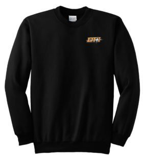 Detroit Toledo and Ironton Railroad Crew Neck Sweatshirt [73]