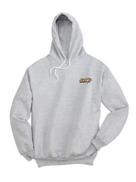 Detroit Toledo and Ironton Railroad Pullover Hoodie Sweatshirt [73]